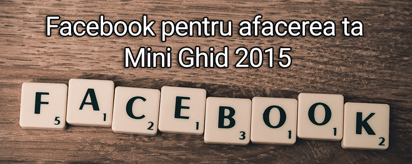 mini ghid facebook pentru afaceri