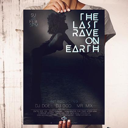 Design Poster A3-A4 pregatit de print