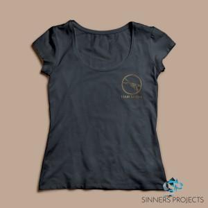 design logo preview tricou de femei