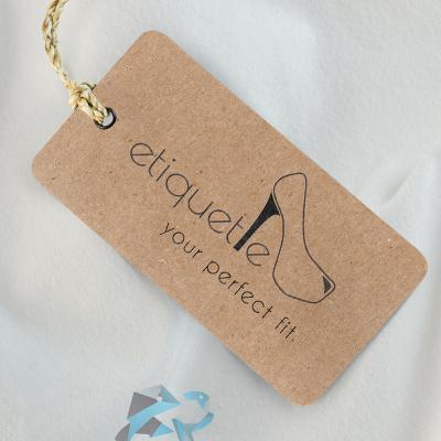 Logo Etiquette – Designer de pantofi