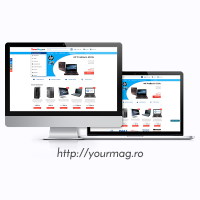 YourMag.ro – Magazin online Magento