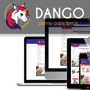 Dango.ro – Magazin online Magento