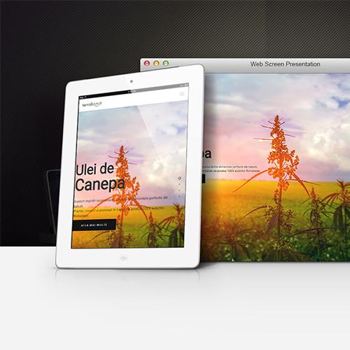 Magazin online Terra Banat