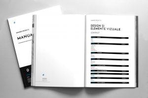 cuprins manual de identitate vizuala