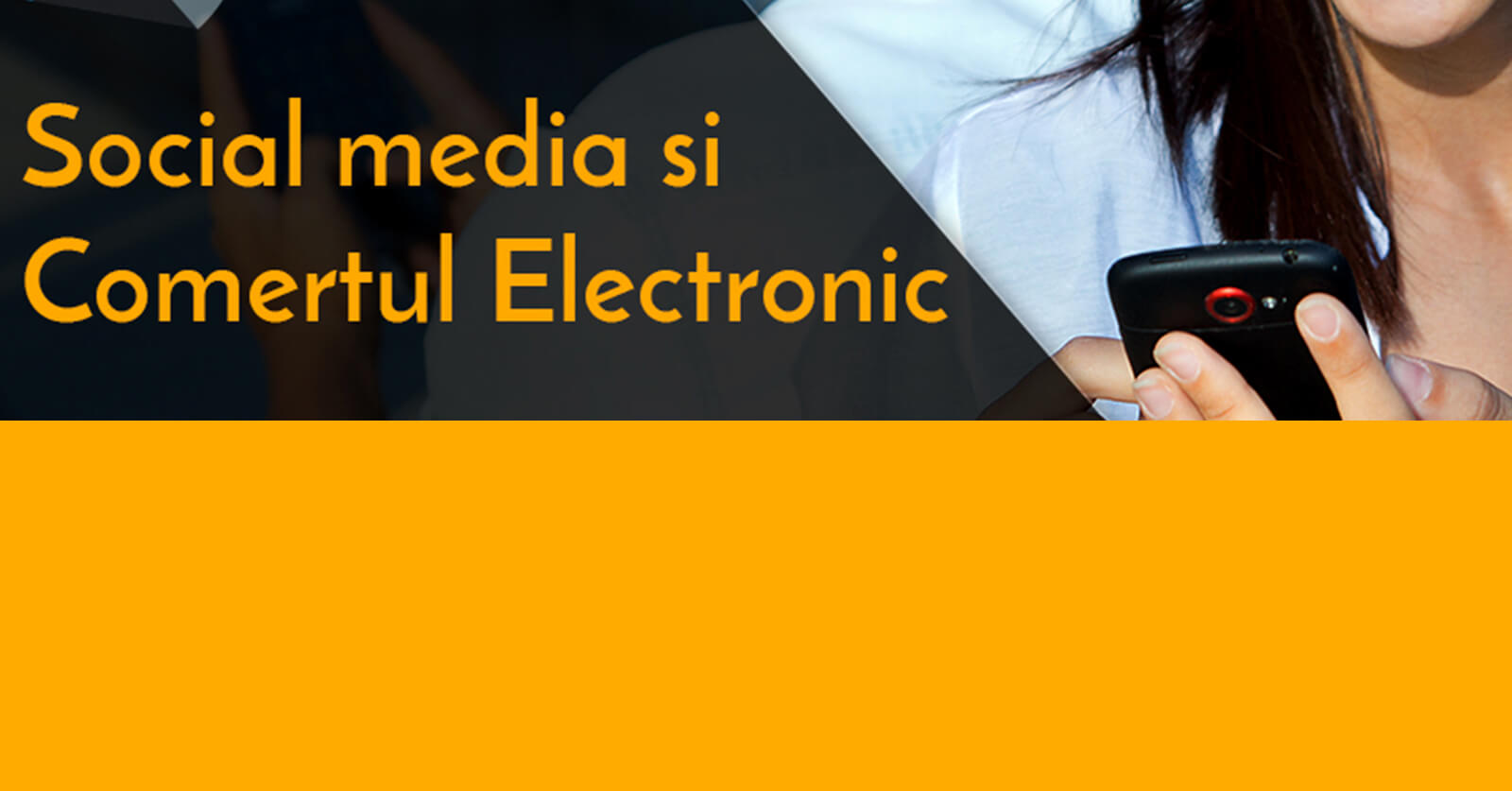 social media si comertul electronic