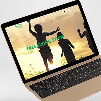 Site de prezentare premium – swingstrap.com