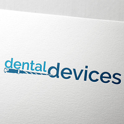 Logo design premium Dental Devices Romania