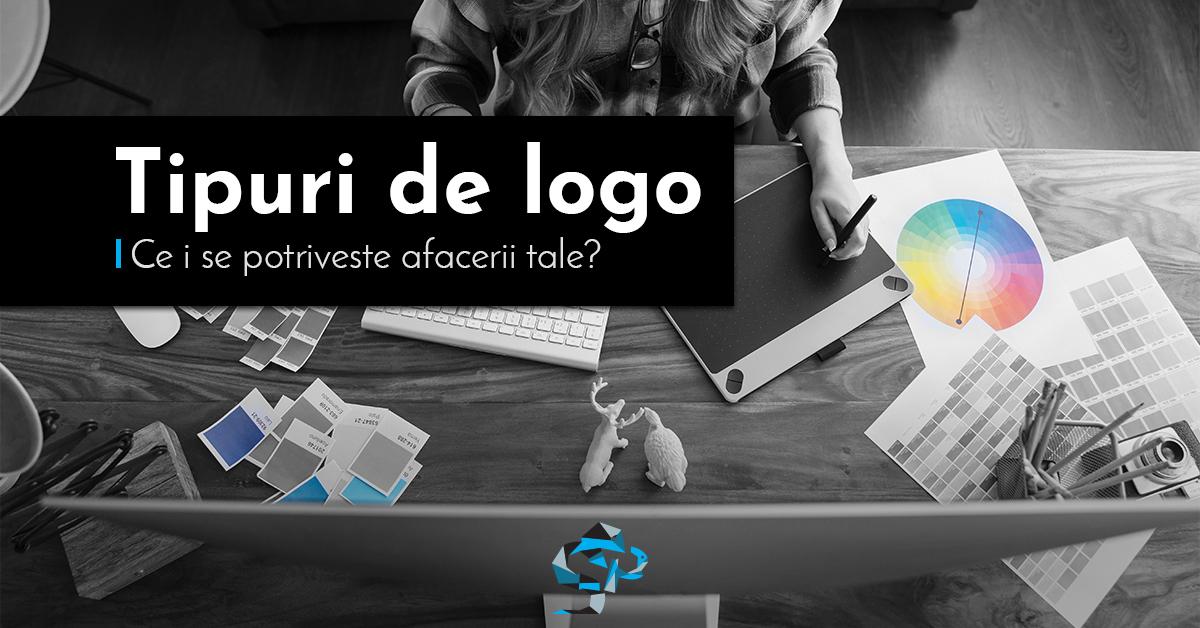 tipuri de logo - logo design romania