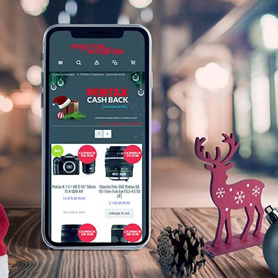 Promo cashback pe landing page Magento 1.9