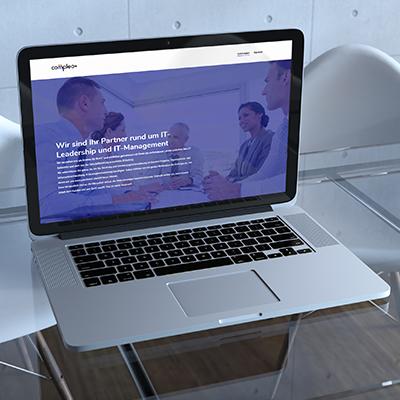 Website de prezentare compleoplus.com