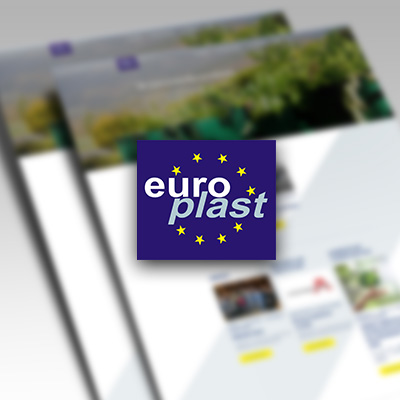 Website de prezentare Europlast Romania si migrare